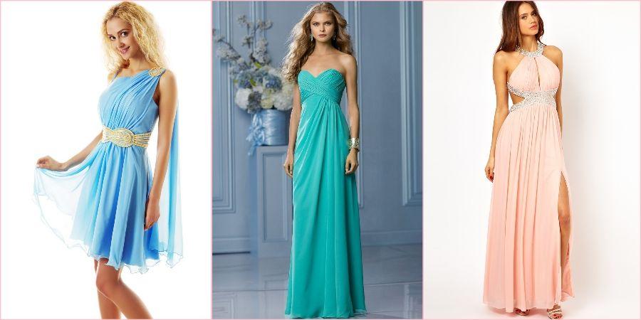 Цветные варианта выбор современных невест