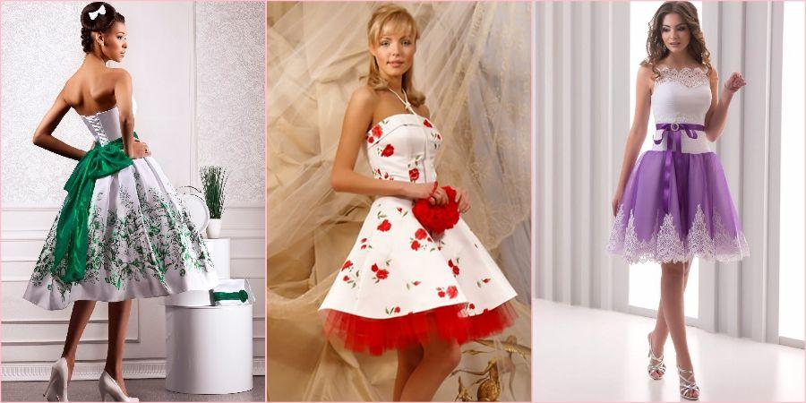 Модельеры из двух цветов делают настоящие шедевры