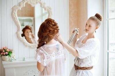 подготовка образа невесты к свадьбе
