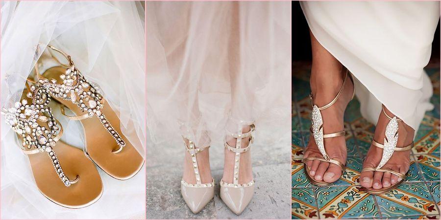 Греческие мотивы должны присутствовать и в обуви