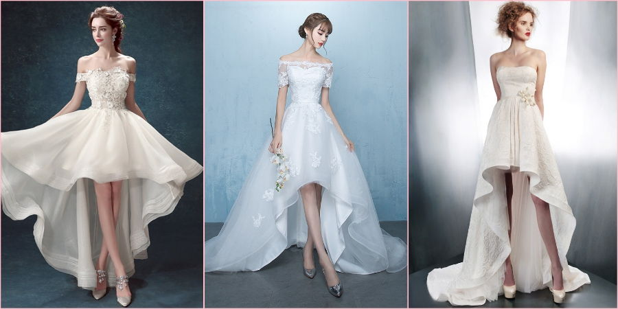 Асимметричная юбка стала популярна недавно