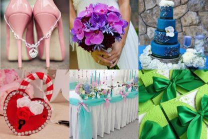 Свадьба в цвете примеры