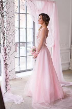 ваша свадьба в цвете розовый кварц