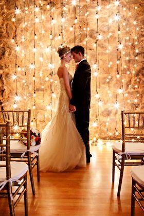 свадьба в золотом цвете пример