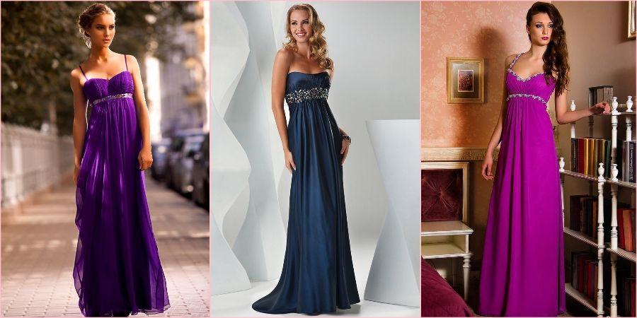 Нестандартные синие тона для модного образа