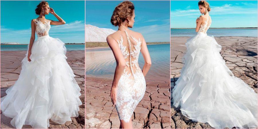 В моде съемная юбка
