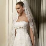 Свадебная фата для невесты