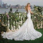 Свадебное платье русалка или годе: красиво и сексуально