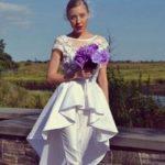 Женские свадебные костюмы – красивые и необычные варианты для невест
