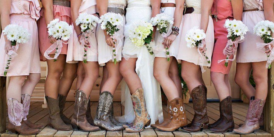 Обувь для подружек невесты
