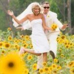 Идеи фотосессии – оставьте Вашу свадьбу летом в памяти