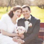 Идеи для свадебной фотосессии весной