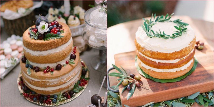 Пироги с ягодной начинкой и цветами
