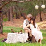 Тематическая свадьба Рустик – красивая простота