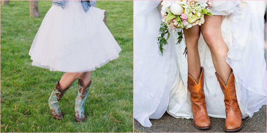 С коротким платьем сапоги идеальный вариант
