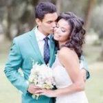 Семейная скромная свадьба