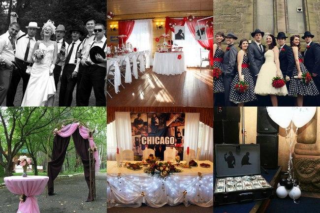 Гангстерские свадьбы одежда и идеи
