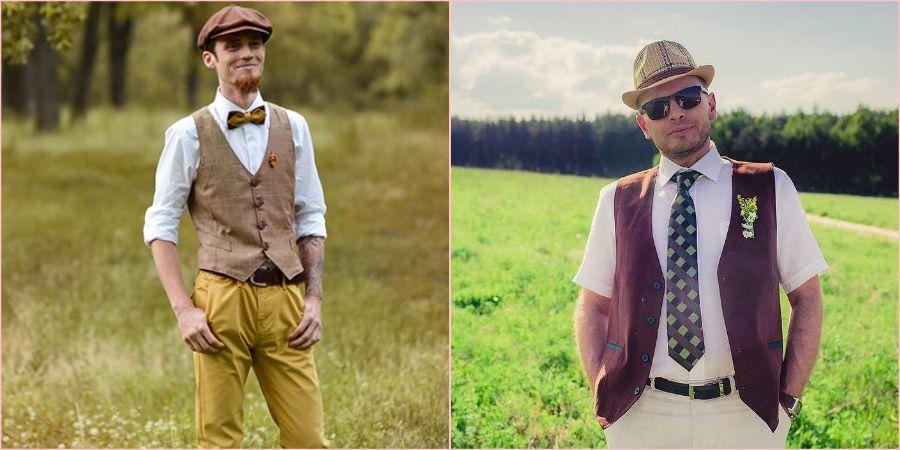 Заменяйте классический костюм сорочкой и брюками