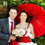 Оформите свадьбу в красном – цвете любви