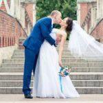 Элегантный синий в оформлении Вашей свадьбы