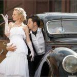Свадьба в стиле Чикаго или свадьба в стиле гангстеров