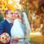 Идеи для свадебной фотосессии осенью