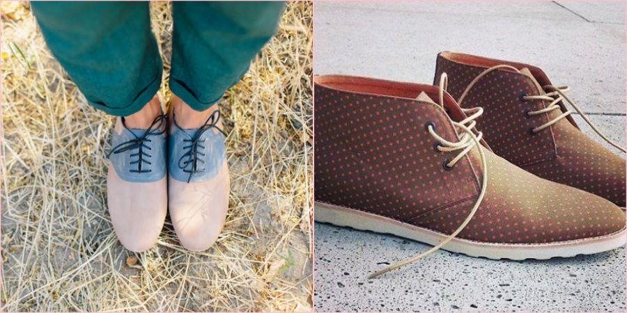 Обувайте только удобную обувь на такое торжество