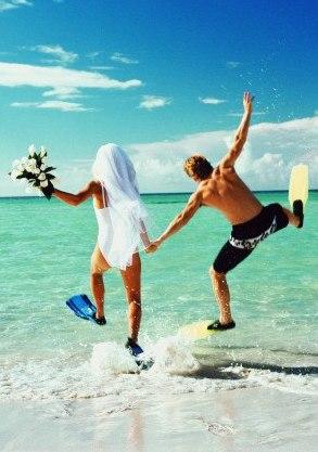 Куда поехать в свадебное путешествие молодоженам