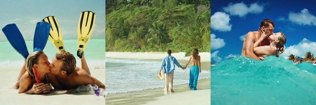 Месяц новобрачных на Карибах