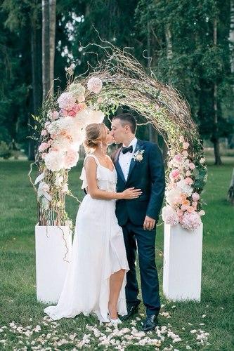 Шикарный стиль свадьбы шебби шик фото