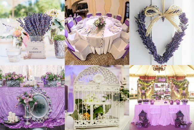 Фото свадьбы в стиле французский прованс