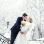 Зимняя свадебная фотосессия – устроить идеальную легко и просто!