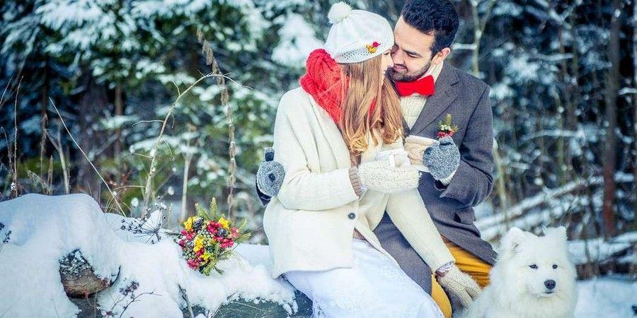 Красивая зимняя сказка