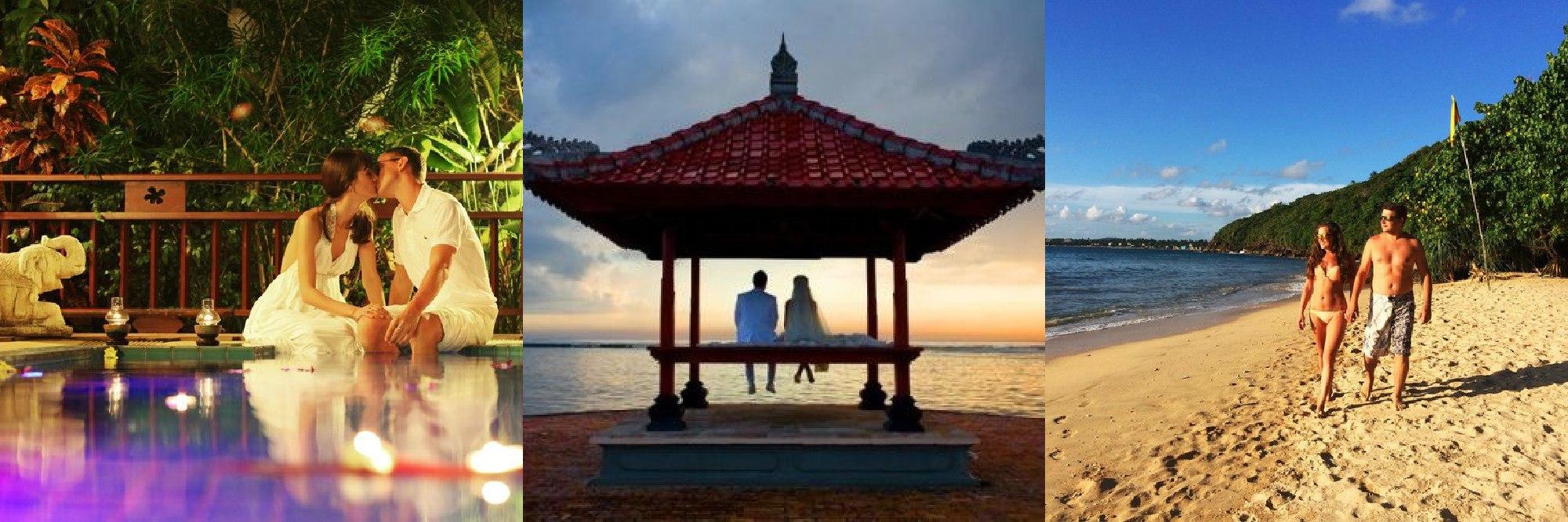 Остров Хайнань для свадебного путешествия в Китае