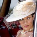 Свадебная шляпка – аксессуар невесты