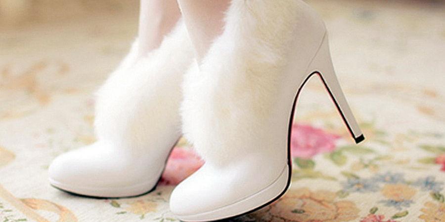Ботиночки для морозов