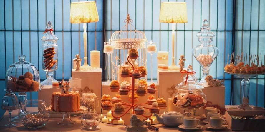 Угостите гостей сладостями