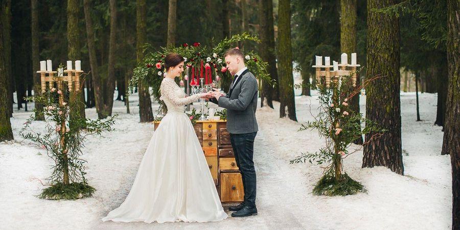 Устройте регистрацию брака на природе