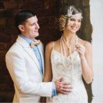 Шикарная свадьба в стиле «Гэтсби»