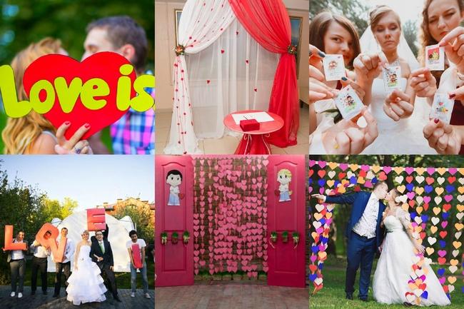 Дресс-код гостей и места для свадьбы