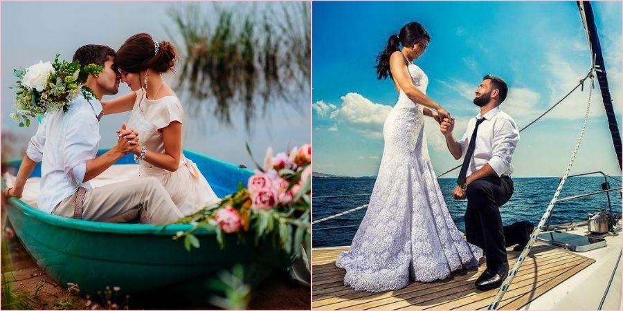 Лодка для романтичных натур