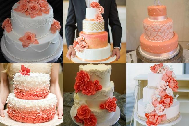 Торты в стиле на свадьбу