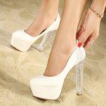 Модные варианты свадебной обуви на любой вкус