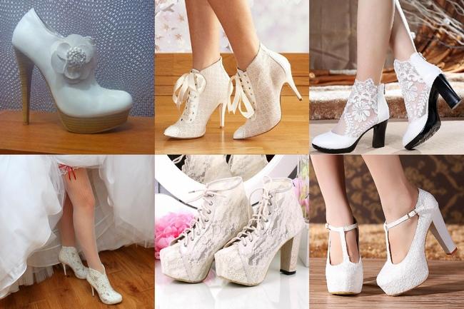 Закрытые женские туфли