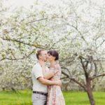 Весенняя романтическая Love Story для жениха и невесты