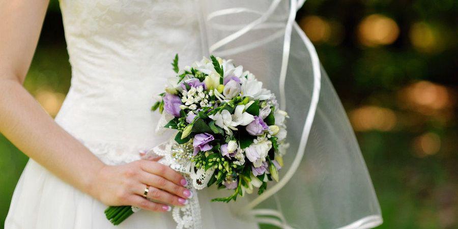 Важный атрибут невесты