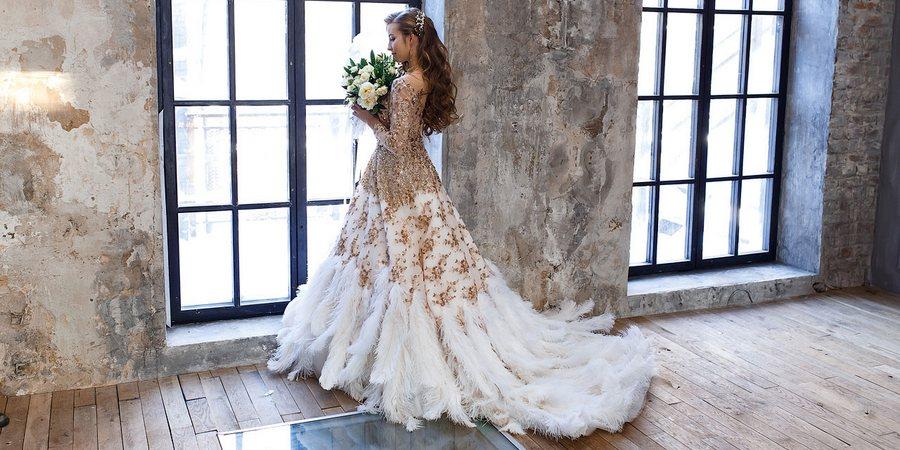 Свадебная мода 2019 года