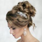 Виды пучков на свадьбу для невесты: объемные, с плетением, небрежные и другие варианты укладки