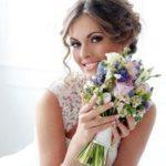 Букет невесты – красивые идеи сочетания цветов на каждое время года