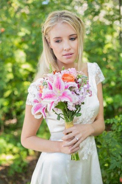 Советы по подбору свадебного букета
